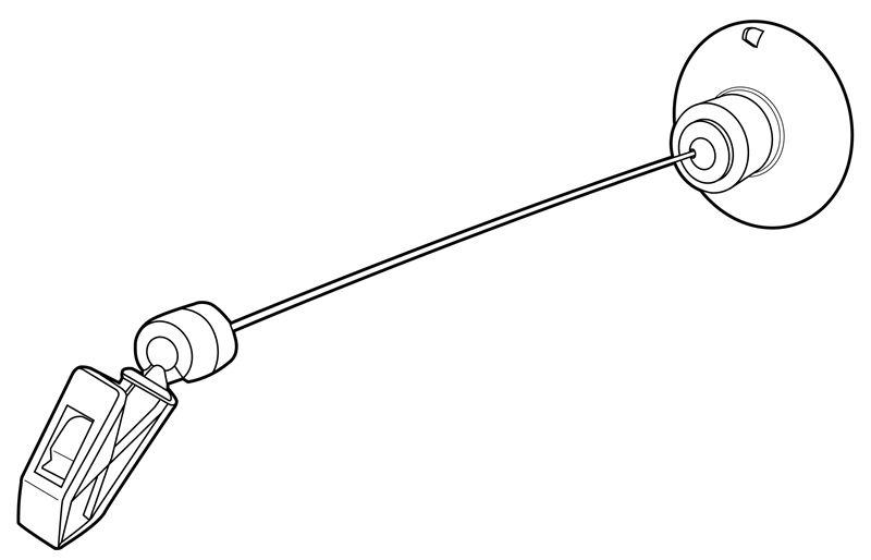Wire Sign Holder - WIRING CENTER •