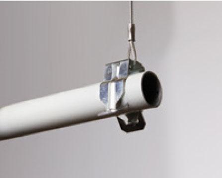 ... Adjustable Metal Vinyl Graphic Banner Rod System   3 ...