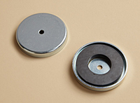 Round Magnetic Adapter