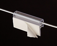 Gripper Flush Sign Holder - 1