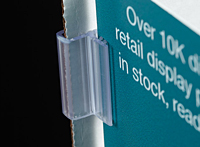 Two-Way Gripper Sign Holder