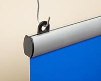 Elliptical Banner Hanger & Accessories