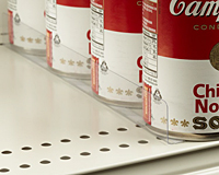 Slim-Line Shelf Divider