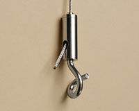 Pigtail Hook Side Exit Cable Adjuster