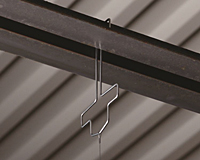 Warehouse Ceiling Hook For Split Beam