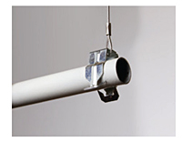 Conduit Support Tube Hanging Clips