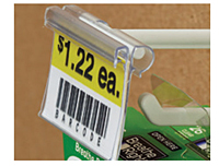 Flip Info Strip Gripper Label Holder For T-Scan Hook