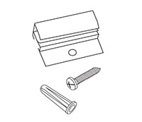 K-Frame Wall Mount Holder Kit - 2