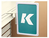K-Frame Metal Shelf-Top Holder