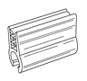 Gripper Wire Flag Sign Holder - 2