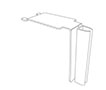 K-Frame Metal Shelf-Top Holder - 2