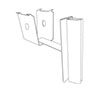 K-Frame Under-Shelf Spring-Mount Holder - 2