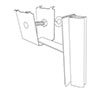 K-Frame Under-Shelf Screw-Mount Holder - 2