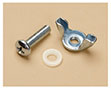 Wing Nut & Bolt Kit
