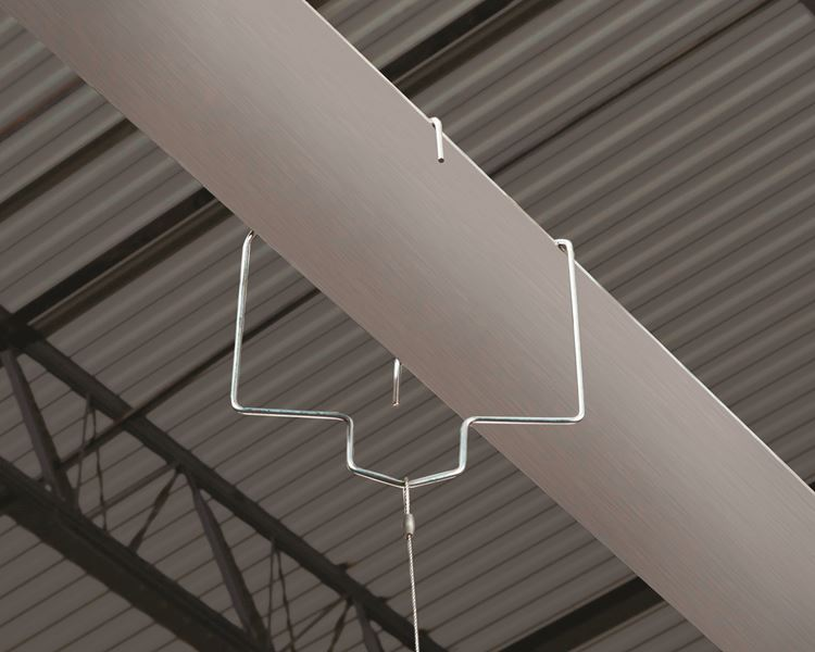 Part 107009 Warehouse Ceiling Hook For Solid Beam On