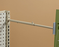 Telescopic Gripper Aisle Sign Holder - Gondola