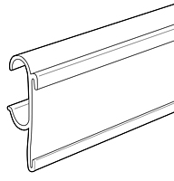 "Double Wire Shelf ""C"" Channel - 2"