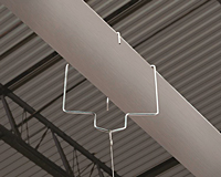 Warehouse Ceiling Hook For Solid Beam