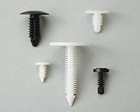 Plastic Push In Fasteners On Kinter K International Inc
