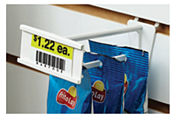 "Pegboard/Slatwall Display Hooks With ""C"" Channel - 3"