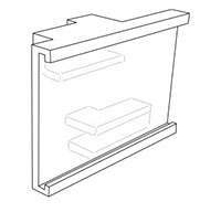 Side Insert Label Holder For Scan Hook - 2