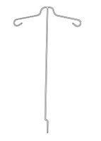 Garment Display Hanger - 2