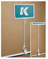 K-Frame Telescopic Clip-On Holder