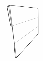 Slim-Line Sign Protector - 2