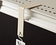 Metal Shelf-Top Bracket