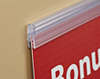 Gripper Apollo Banner Hanger With Adhesive