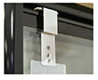 Merchandising Strip Hanger For Cooler Door