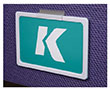 K-Frame Flush Holder With Adhesive