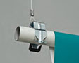 Metal Vinyl Graphic Banner Rod System