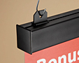 Square Graphic/Banner Hanger